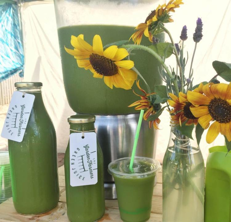 green-juice-bottles
