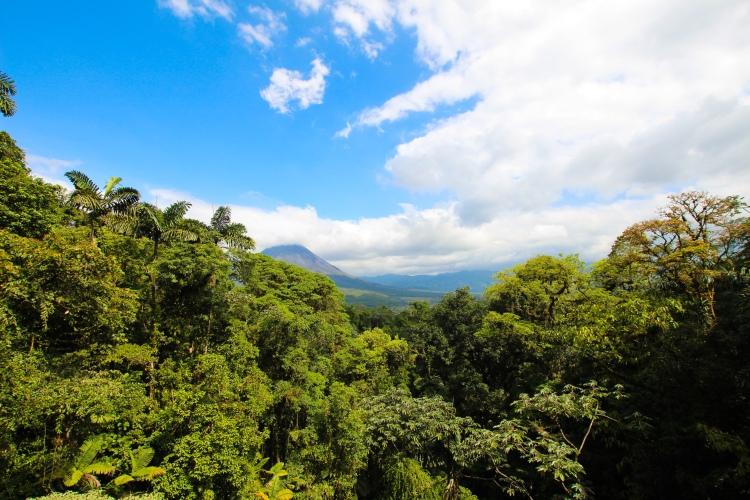 Arenal Volcano Costa Rica Yogi Journey